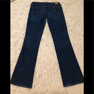 Women's AEO Fav Boyfriend Stretch Jeans SZ 12 XL